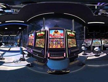 c99e3d553b2 Virtual Reality (VR) Slot Machine Games with Bonuses   Free Spins